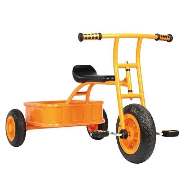 Tricycle en Bois Jasper Toys Rouge - Jouets en Bois