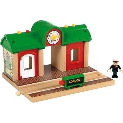Gare a enregistreur vocal BRIO -33578