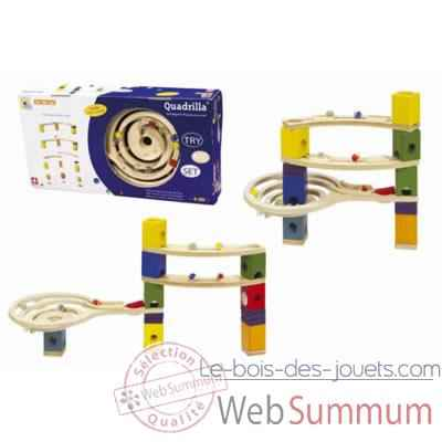 Circuit a billes Quadrilla Try me set -3684620
