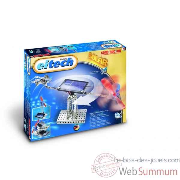 coffret moteur et energie solaire eitech dans jouets en m tal sur le bois des jouets. Black Bedroom Furniture Sets. Home Design Ideas