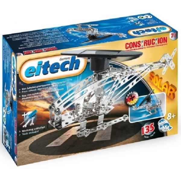 Helicoptere solaire -100071 Eitech -C71