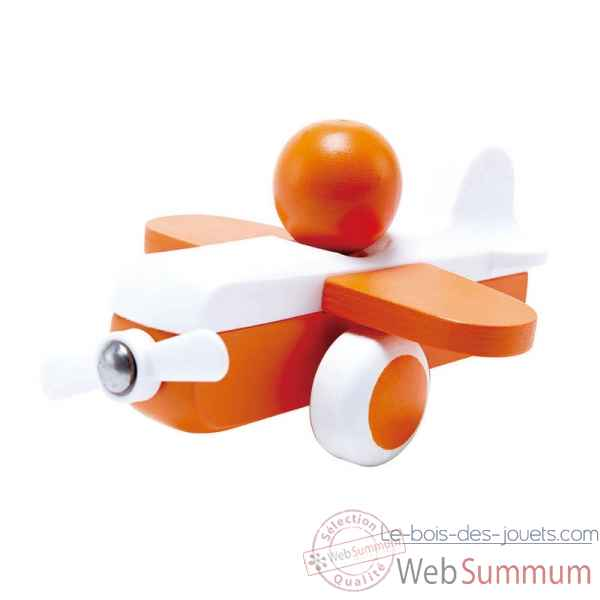 Avion orange Hape -E0065