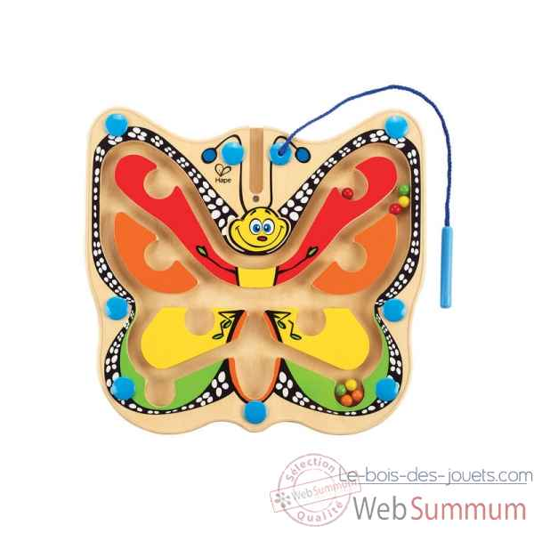 Jeu magnetique color flutter butterfly™ Hape -E1704