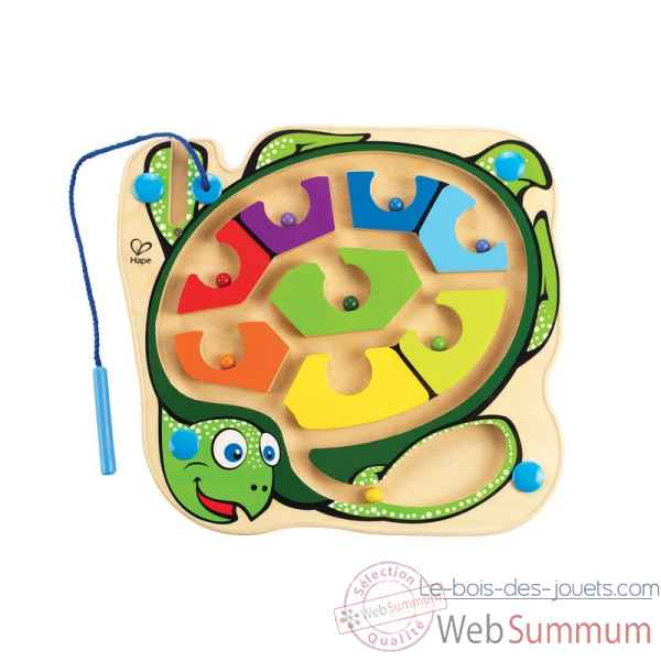 Jeu magnetique colorback sea turtle™ Hape -E1705