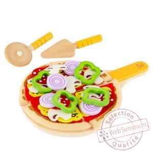Kit pizza Hape -E3129