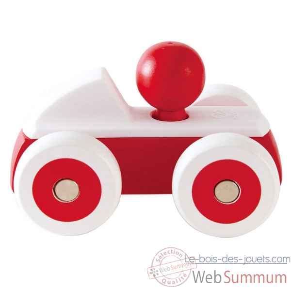 Roadster rouge Hape -E0064