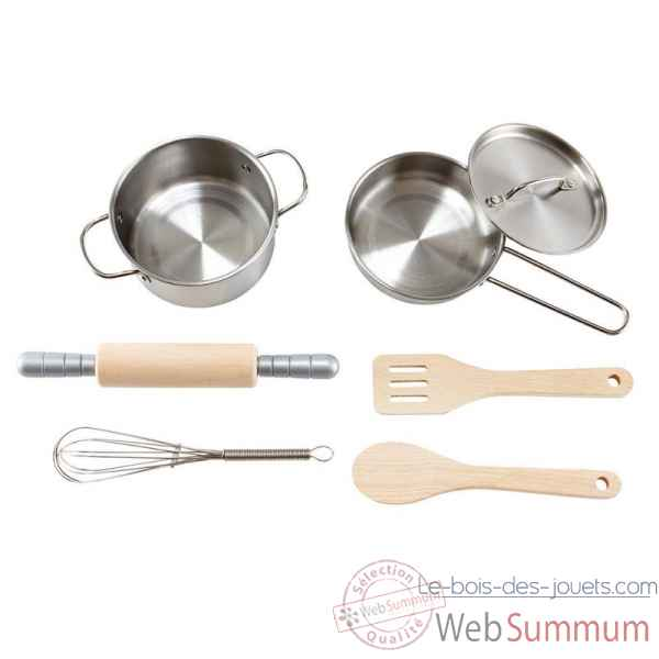 Set du chef Hape -E3137