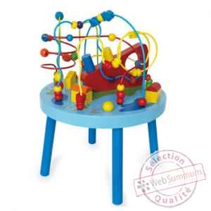 "Table ""aventure de l\'ocean\"" Hape -E1805"