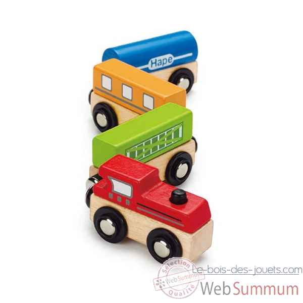 Train magnetique Hape -E0913