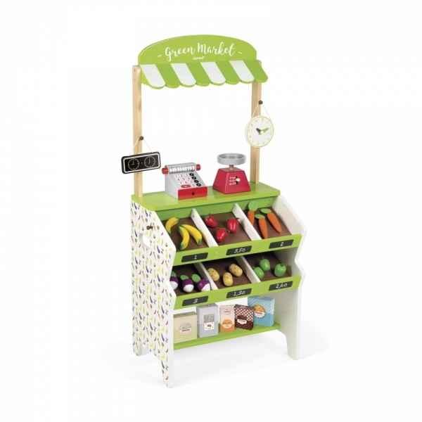 cuisine epicerie etabli enfant le bois des jouets. Black Bedroom Furniture Sets. Home Design Ideas