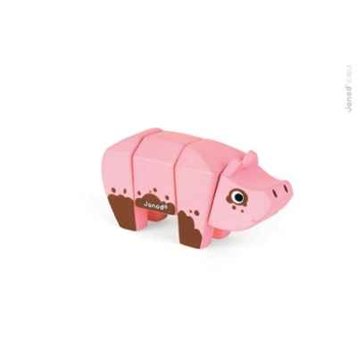 Animal kit cochon Janod -J08224