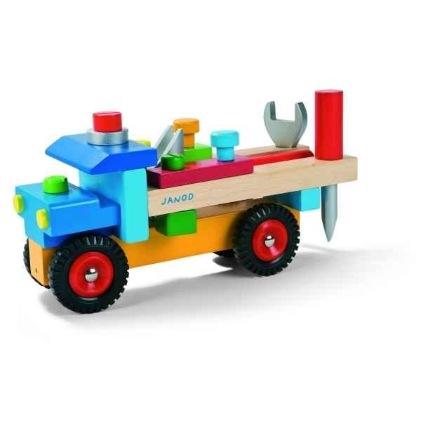 achat de camion sur le bois des jouets. Black Bedroom Furniture Sets. Home Design Ideas