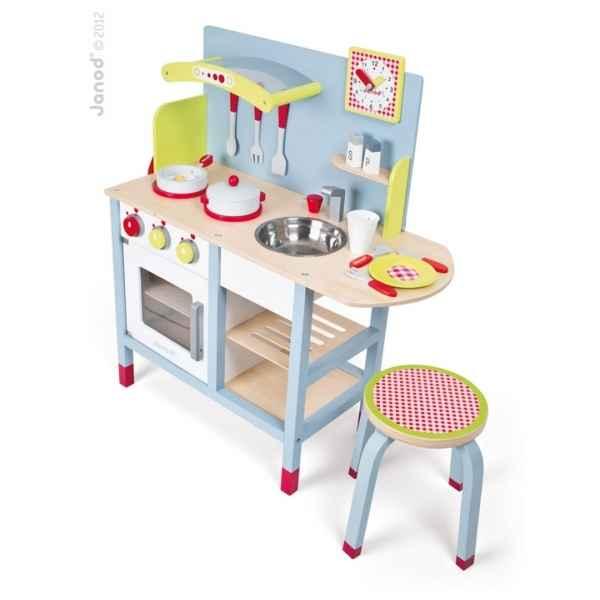 Cuisine picnik duo janod j06538 dans jouets en bois janod for Cuisine en bois jouet