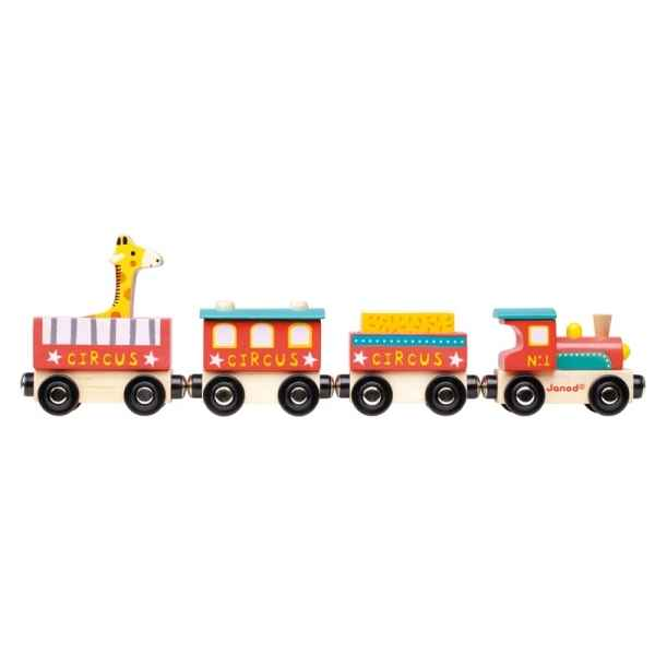 Story - train circus Janod -J08530