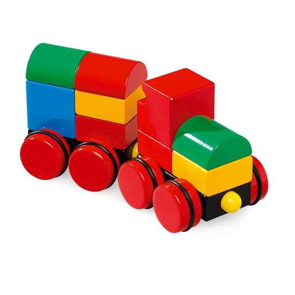 Train bois magnetique - Brio 30124000