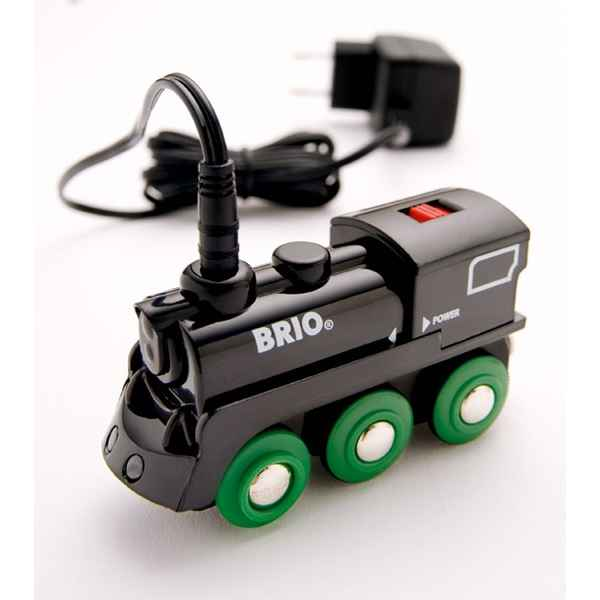 Locomotive bois batterie rechargeable - Brio 33247000