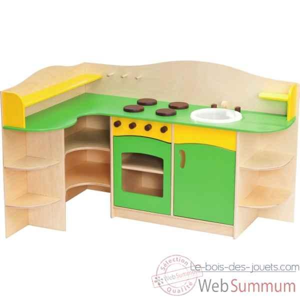 Achat de cuisine sur le bois des jouets for Cuisine en contreplaque