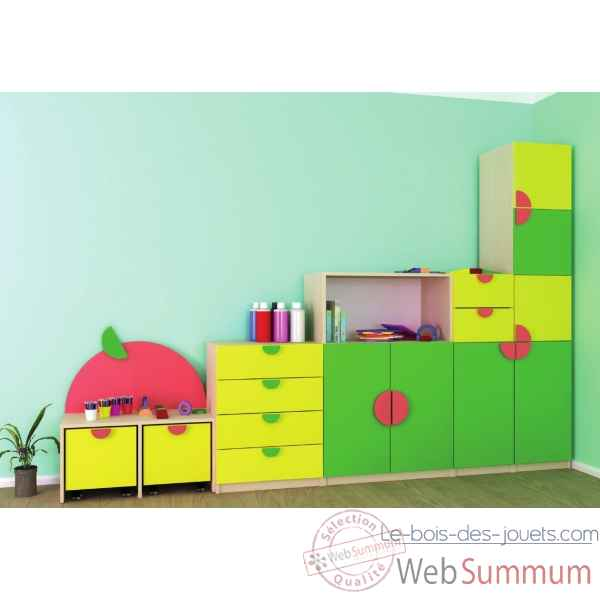 Ensemble fruits Novum -4520522