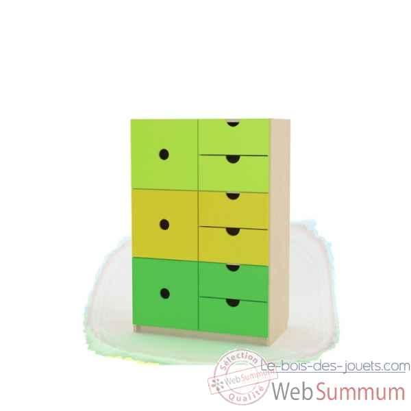 Meuble de rangement haut novum dans meuble de rangement - Meuble de rangement jouet ...
