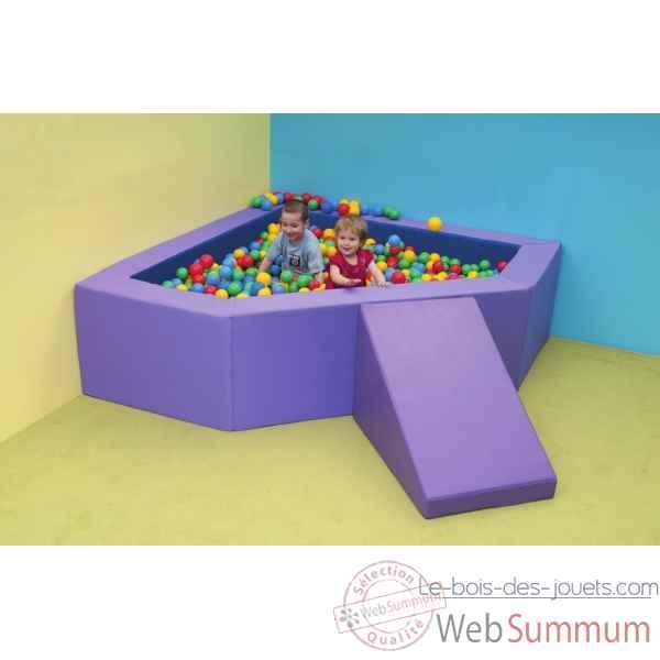 piscine d 39 angle novum 4523500 dans jeux et jouets sur le bois des jouets. Black Bedroom Furniture Sets. Home Design Ideas