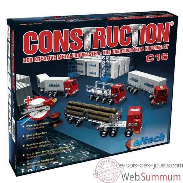 Construction Eitech camions - 100016