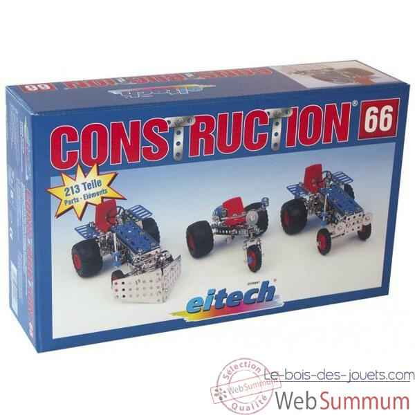 Construction Eitech tracteur et tricycle - 100066