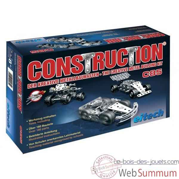 Video Construction Eitech Quad, Kart et voiture de courses - 100085