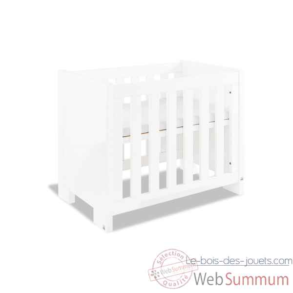 Element lateral de transformation pour lit de bebe a rattacher 'little sky' Pinolino -123499