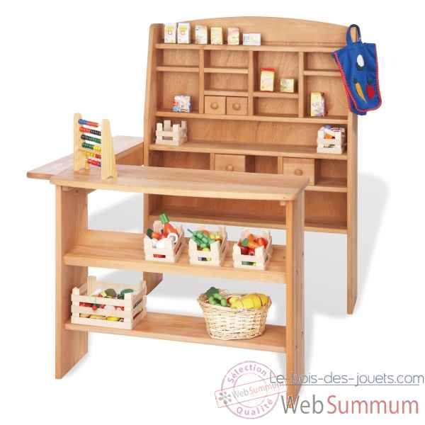 achat de marchande sur le bois des jouets. Black Bedroom Furniture Sets. Home Design Ideas