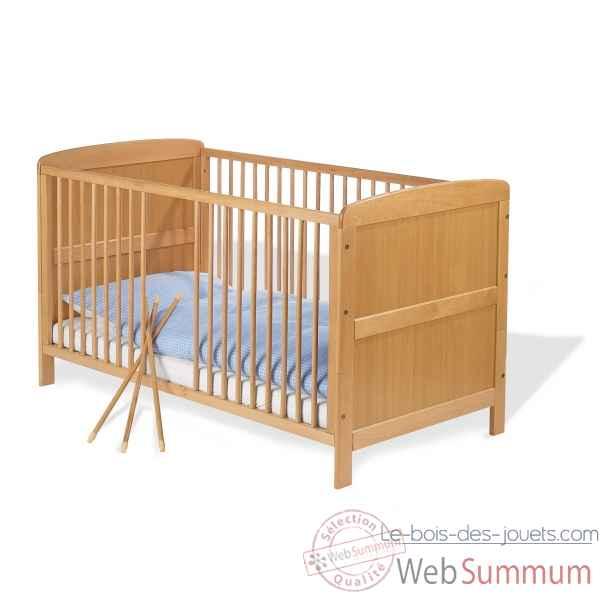 lit d 39 enfant 39 bj rn 39 pinolino dans ensembles conomiques sur le bois des jouets. Black Bedroom Furniture Sets. Home Design Ideas