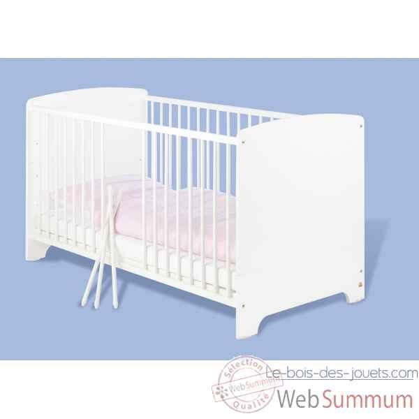 lit d 39 enfant 39 jil 39 pinolino 110090 dans chambre enfant jil sur le bois des jouets. Black Bedroom Furniture Sets. Home Design Ideas