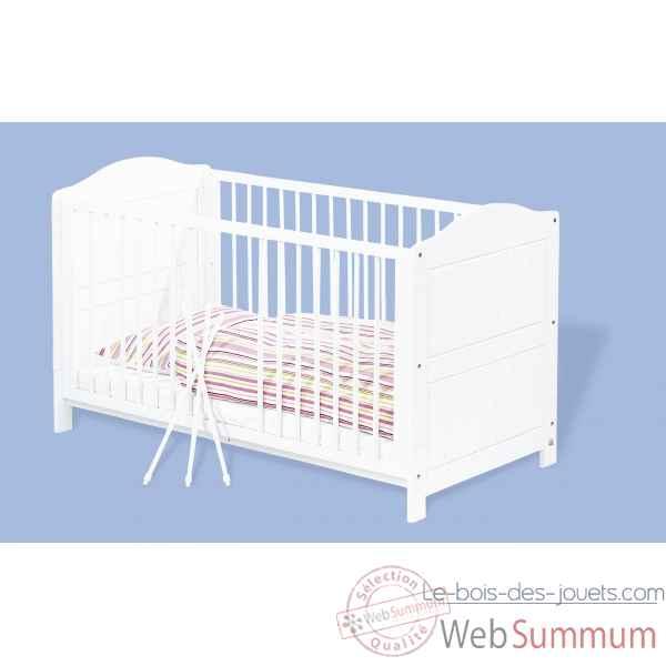 lit d 39 enfant 39 nina 39 pinolino 111617 dans nina sur le bois des jouets. Black Bedroom Furniture Sets. Home Design Ideas