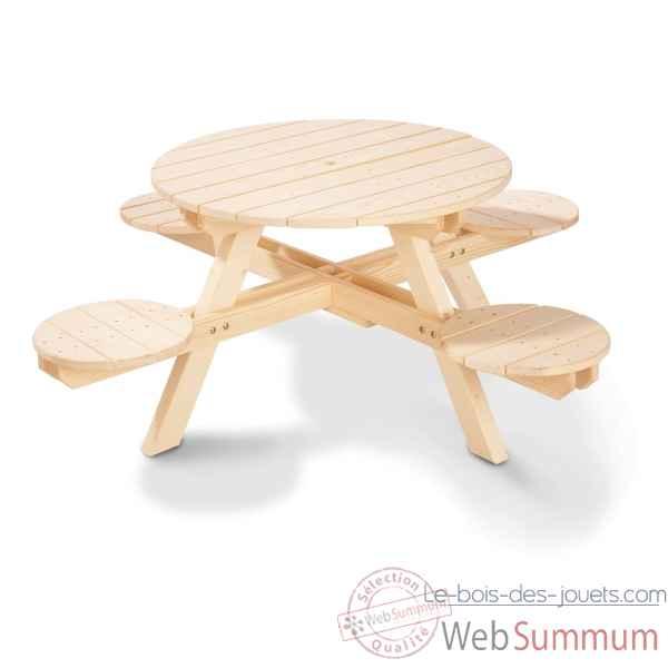 Grande bo te de p che jouet vilac sur le bois des jouets for Set de table enfant
