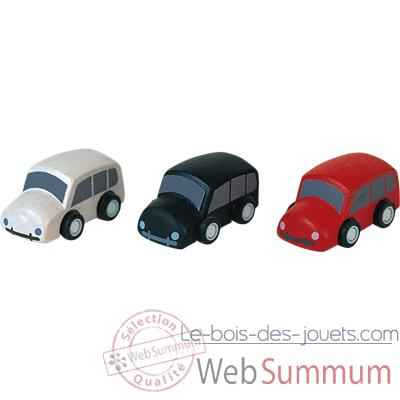 Video Camionnettes en bois - Plan Toys 6023