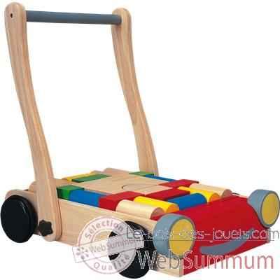 jouets pousser le bois des jouets. Black Bedroom Furniture Sets. Home Design Ideas