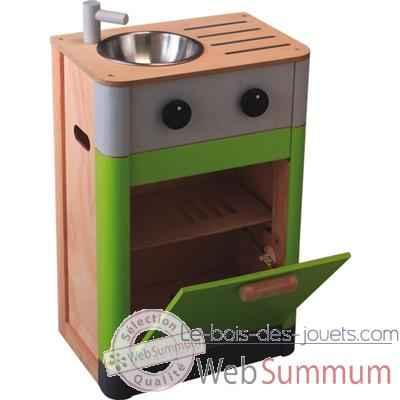Evier Lave Vaisselle En Bois Plan Toys 3441 De Jouets En Bois