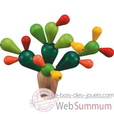 Video Mikado cactus en bois - Plan Toys 4101