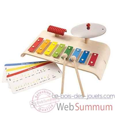 L'atelier musical Plan Toys -6422