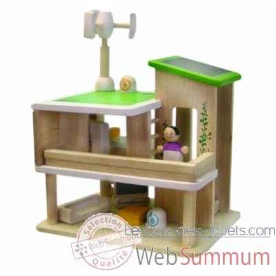 ville nature plan city dans jouets en bois nature plan. Black Bedroom Furniture Sets. Home Design Ideas