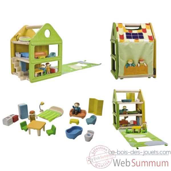 Plan poupées de jouets