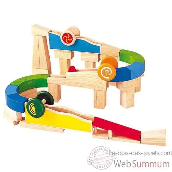 Jouet en bois et jeux janod vilac nathan le bois des - Jeu de construction de maison en ligne ...