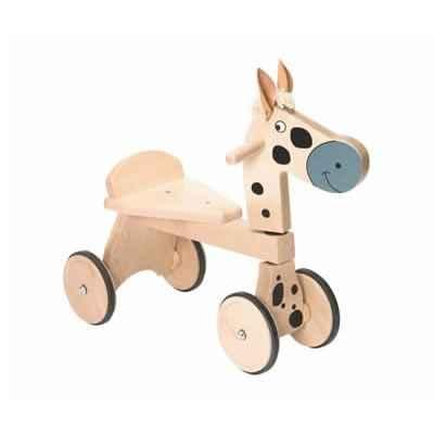 porteur bois jasper toys poney dans bascule et trotteurs sur le bois des jouets. Black Bedroom Furniture Sets. Home Design Ideas