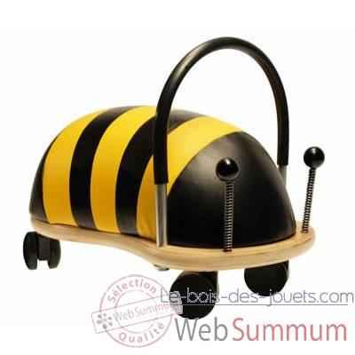 porteur wheely bug grande abeille dans bascule et trotteurs sur le bois des jouets. Black Bedroom Furniture Sets. Home Design Ideas