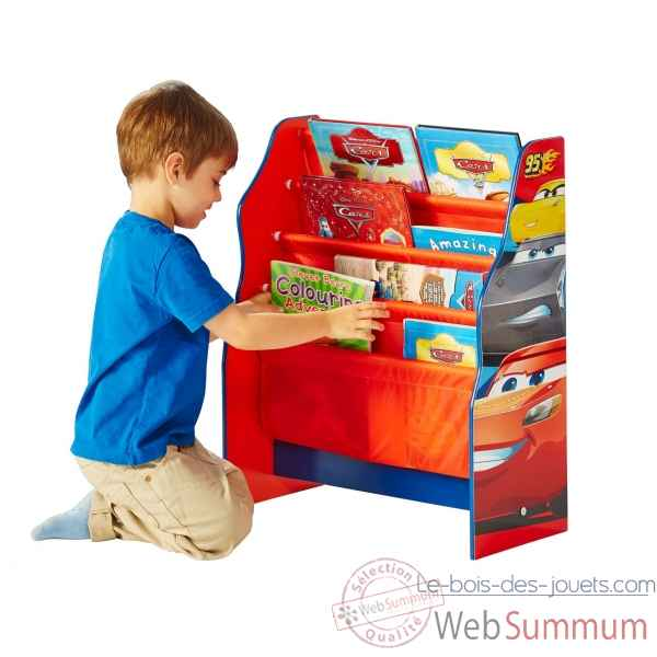 Bibliotheque enfant disney cars Room studio -866315
