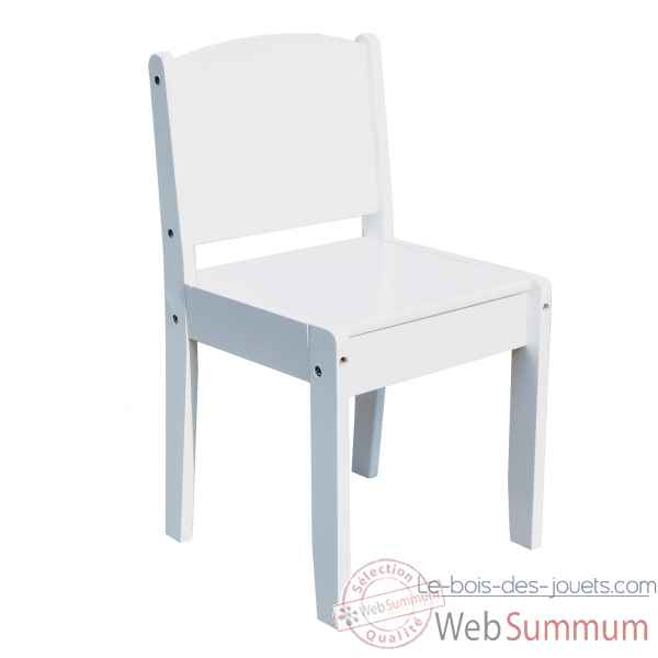 Chaise enfant blanche Room studio -530199