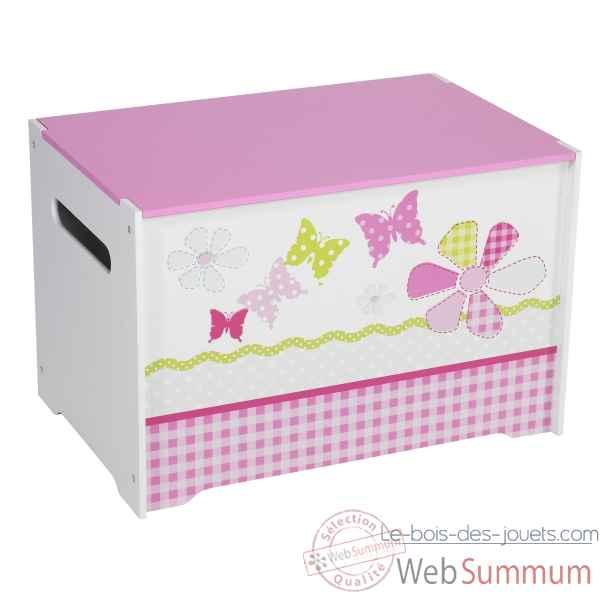 coffre de rangement patchwork room studio dans coffre a. Black Bedroom Furniture Sets. Home Design Ideas