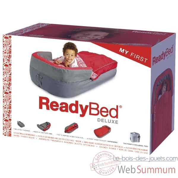 Lit gonflable mon premier readybed deluxe Room studio -864811