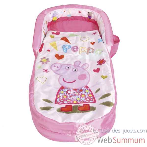 Lit gonflable mon premier readybed peppa pig Room studio -865304