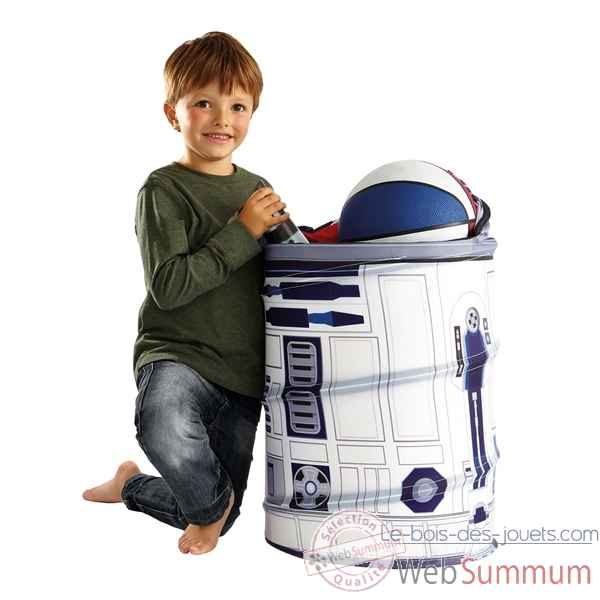 Rangement pop up en forme - r2d2 Room studio -865376