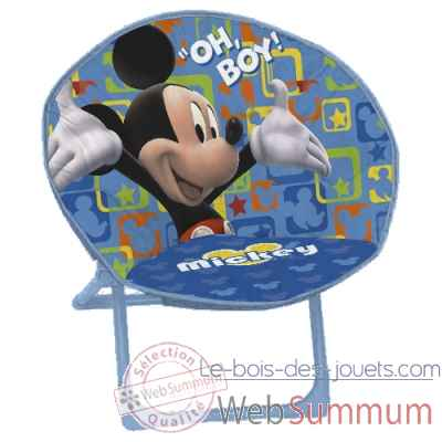 Siege lune disney mickey Room studio -707418